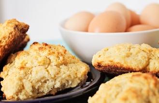 Easy Buttermilk Drop Biscuits: https://1233photography.com/2013/10/12/recipe-easy-buttermilk-drop-biscuits/
