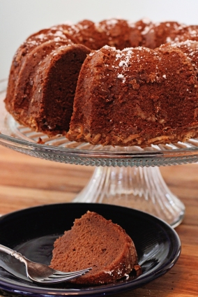 Chocolate Pound Cake with Roasted Coconut: https://1233photography.com/2014/11/13/chocolate-pound-cake-with-roasted-coconut/